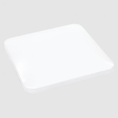 """Kvadratinis lubinis LED šviestuvas """"SOPOT"""" 2x24W 8"""