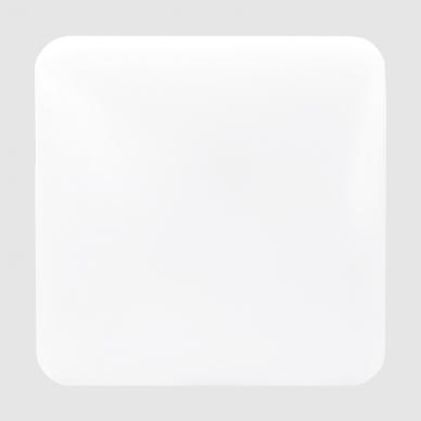 """Kvadratinis lubinis LED šviestuvas """"SOPOT"""" 2x24W 9"""