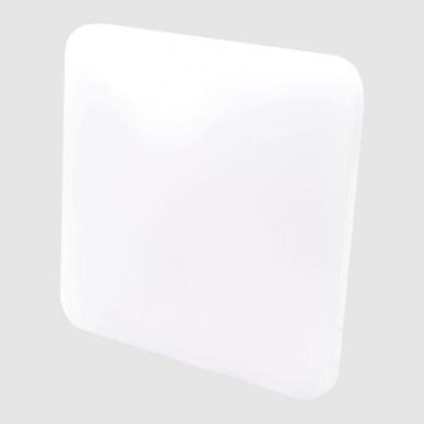 """Kvadratinis lubinis LED šviestuvas """"SOPOT"""" 2x24W 10"""