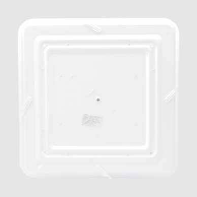 """Kvadratinis lubinis LED šviestuvas """"SOPOT"""" 2x24W 12"""