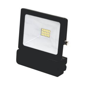 "LED floodlight with microwave sensor ""TOLEDOSENS"" 10W"