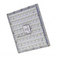 """LED lauko prožektorius su mikrobangų sensoriumi """"BRENTSENS"""" 50W"""