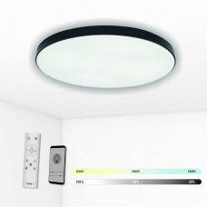 """Lubinis juodas LED šviestuvas """"BOSTON"""" 2x48W"""
