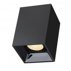 """Lubinis juodas LED šviestuvas """"TANGA"""" 12W"""