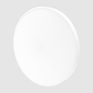 """Lubinis baltas LED šviestuvas """"BOSTON"""" 2x36W 9"""