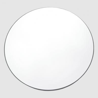 """Lubinis juodas LED šviestuvas """"BOSTON"""" 2x36W 8"""