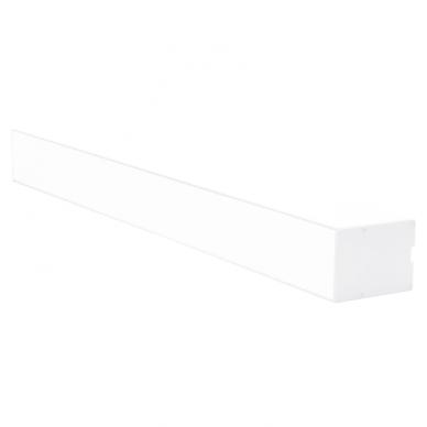 """Pakabinamas pailgas baltas LED šviestuvas """"LIMAN"""" 20W"""