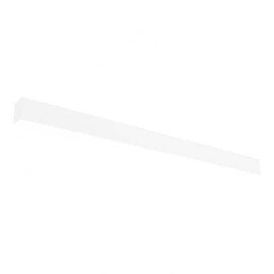 """Pakabinamas pailgas baltas LED šviestuvas """"LIMAN"""" 40W"""
