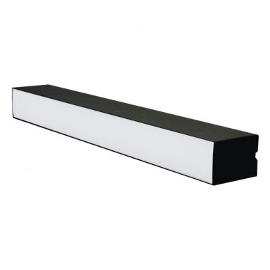"""Pakabinamas pailgas juodas LED šviestuvas """"LIMAN"""" 20W"""
