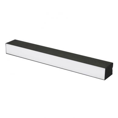 """Pakabinamas pailgas juodas LED šviestuvas """"LIMAN"""" 20W 3"""