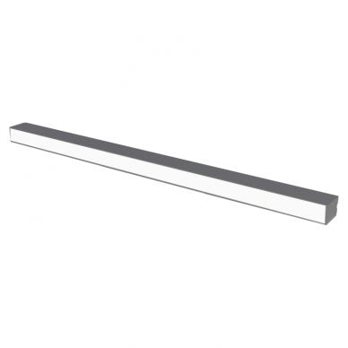 "Linear grey LED luminaire ""LIMAN"" 54W 3"