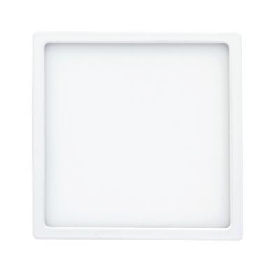 """Paviršinis kvadratinis LED šviestuvas """"MODENA"""" 16W 3"""
