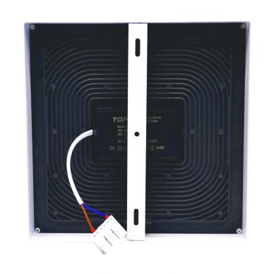 """Paviršinis kvadratinis LED šviestuvas """"MODENA"""" 30W 5"""
