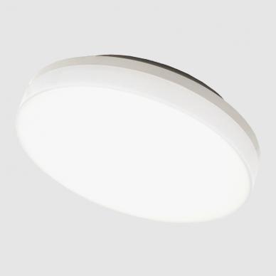 """Sieninis lubinis LED šviestuvas su mikrobangų davikliu """"RIOSENS"""" 18W 7"""